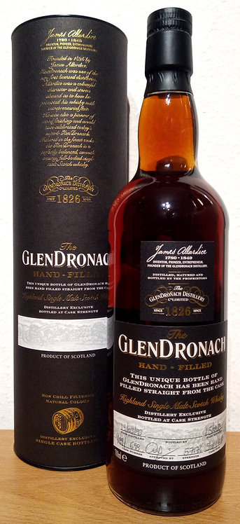 Glendronach 1993 Single Cask 698 Sherry Butt 25 Years old Hand-filled