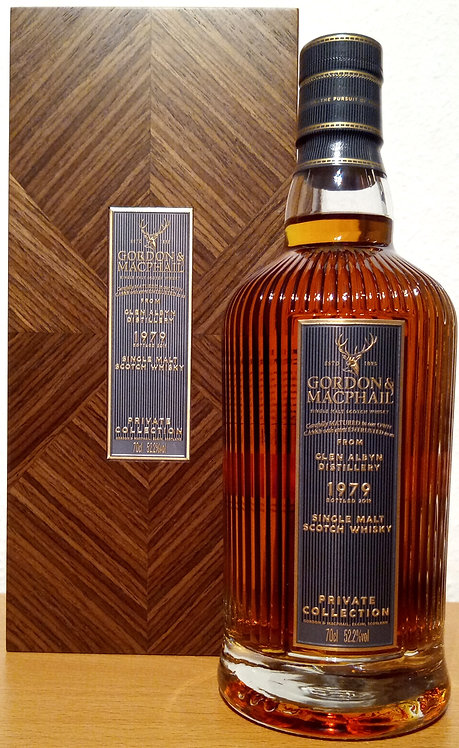 Glen Albyn 1979 Gordon & MacPhail 40 Years old Private Collection