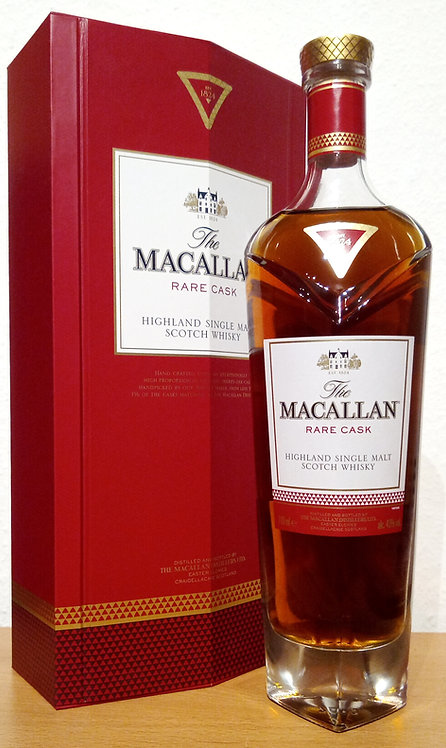 Macallan Rare Cask 1824 Masters Series Sherry Seasoned Casks