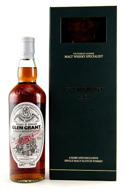 Glen Grant 1961 Bottled 2014 by Gordon & MacPhail 53 Years old