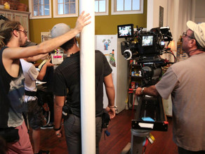 Last week of filming