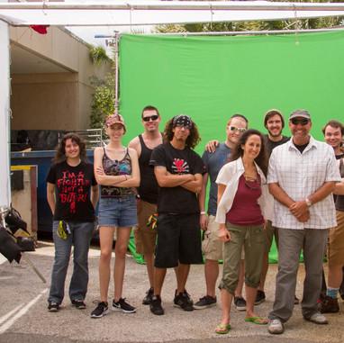 Greenscreen Crew