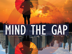 Mind The Gap has a Poster!