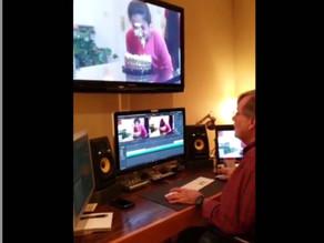 Post Production - Video Edit Begins