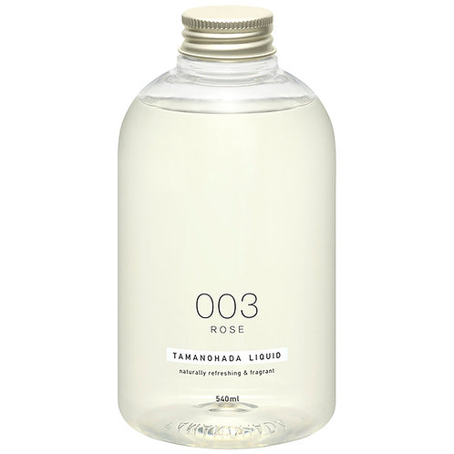 Tamanohada Liquid 003 Rose Body Wash 540ml