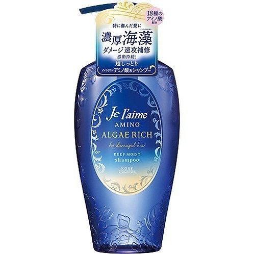 JE LAIME AMINO Algea Rich Shampoo Deep Moist 500ml