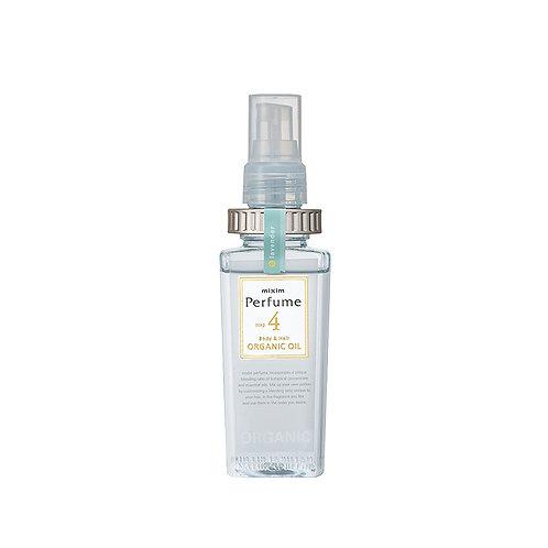 ViCREA Mixim Perfume Body & Hair Organic Oil Mist 4.0
