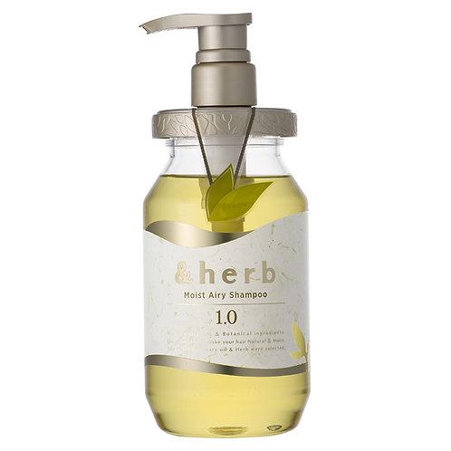 VICREA &Herb Moist Airy Shampoo 1.0