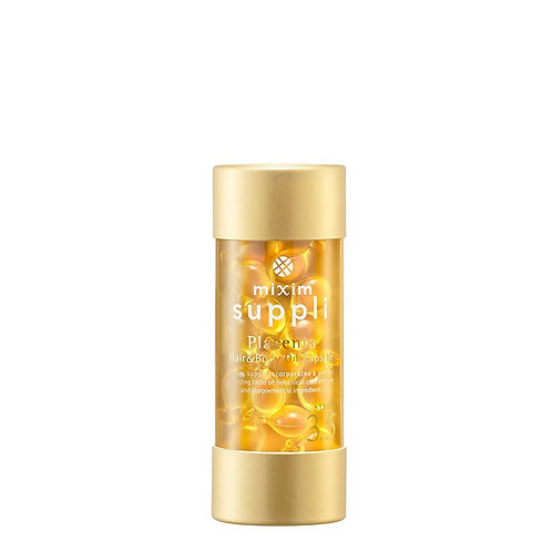 ViCREA Mixim Suppli Placenta Hair & Body Oil Capsule 3.5