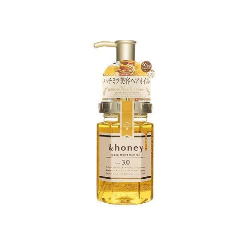 VICREA &HONEY DEEP MOIST HAIR OIL 3.0