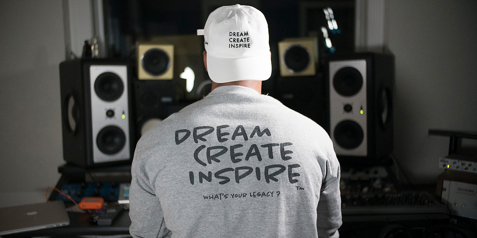 Dream Create Inspire Tour Documentary Watch Party