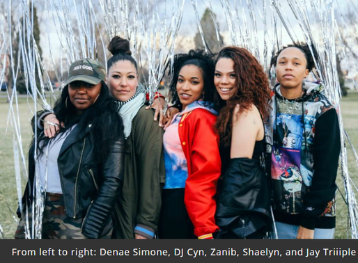 Meet WCW, The Women's Collective Crushing Denver's Hip-Hop Scene