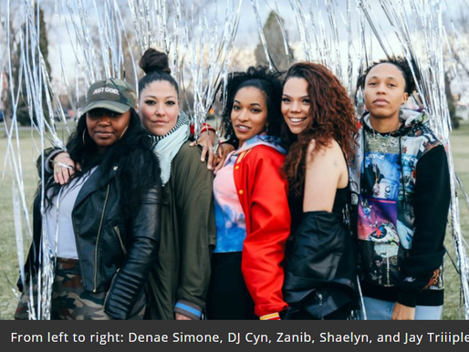 Meet WCW, The Women's Collective Crushing Denver's Hip-Hop Scene