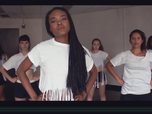 Watch: Talented Philly Artist Tayrisha Poe Spoken Word/Dance Piece