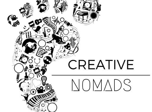 #CreatorsWhoInspireUs                                February Edition: Creative Nomads