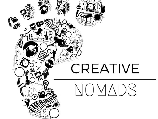 #CreatorsWhoInspireUs                                February Edition: Creative Nomads