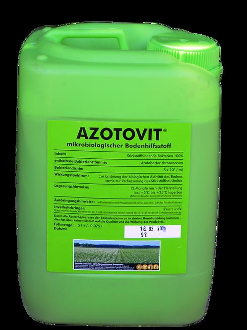Azotovit® 5l  Bakterielle N-Düngung