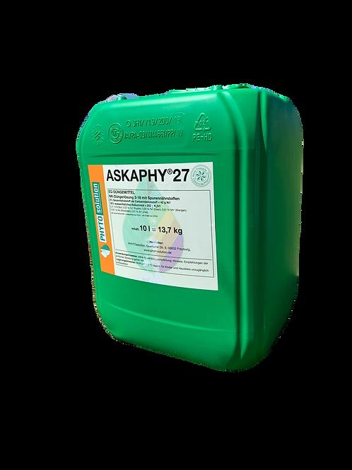 Askaphy® 27/ 10l NK-Düngelösung