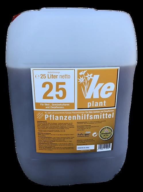 KE-plant 25l Kräuterextrakt