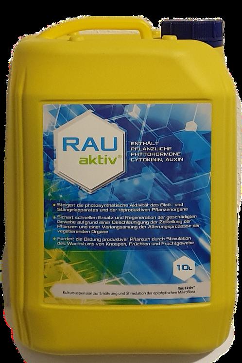 RAU aktiv® 10l Pflanzenhilfsmittel auf Algenbasis