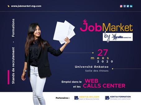 JobMarket est de retour