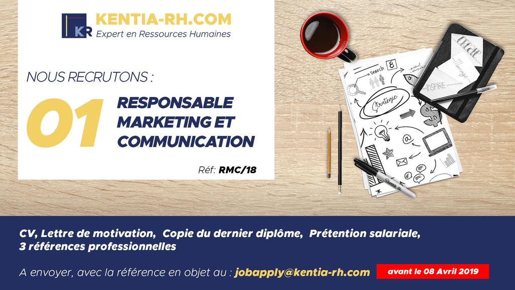 Un E Responsable Marketing Et Communication