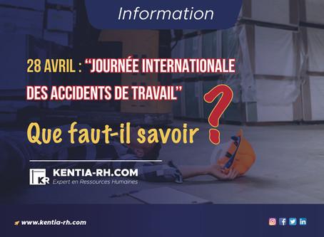 Accident de travail : que faut-il savoir?