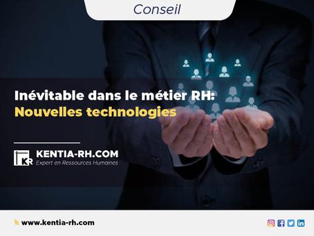 Utilisation des nouvelles technologies : inévitable dans le monde des RH