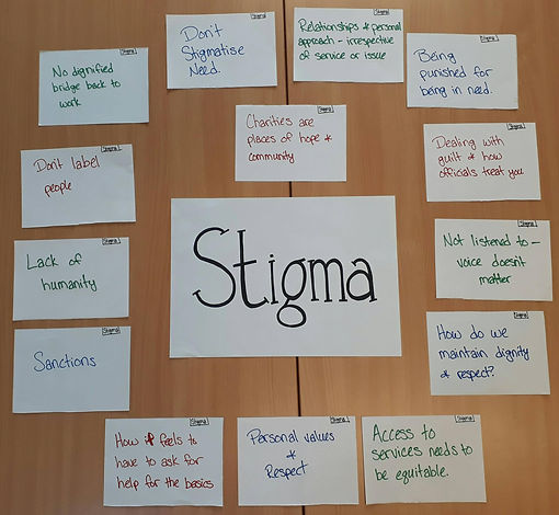 Stigma Working Group