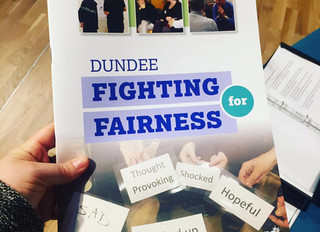 Dundee Fighting for Fairness Report 2018