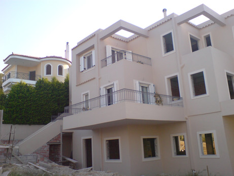 Salvos Wohnung