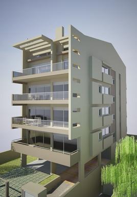 Mehrfamilienhaus in Psichiko Athens