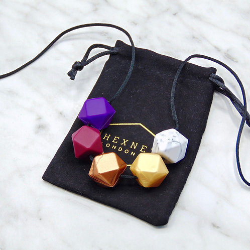 Supernova Teething Necklace