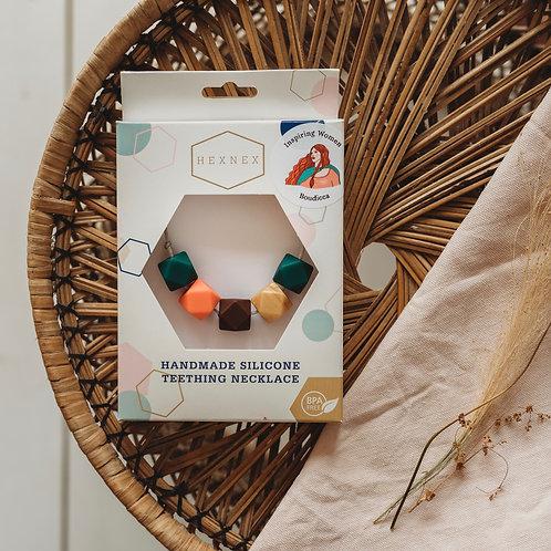 Boudicca - Inspiring Women Necklace