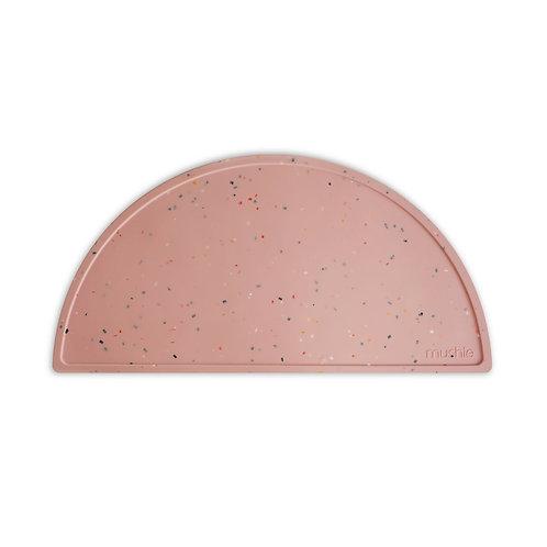 Pink Confetti Silicone Mat