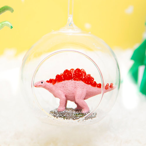 Roarsome Christmas Bauble