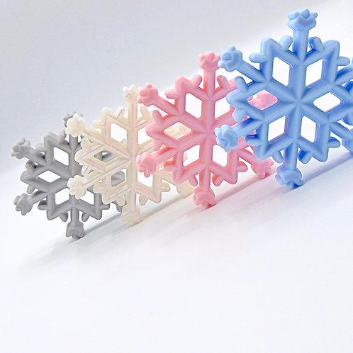 Snowflake Teether