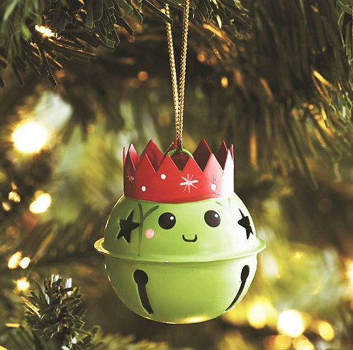 Jingle Sprout Miniature Bells - Set of 6