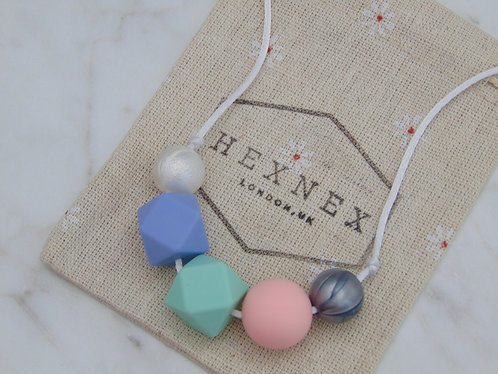 Essentials Range Jesse Teething Necklace