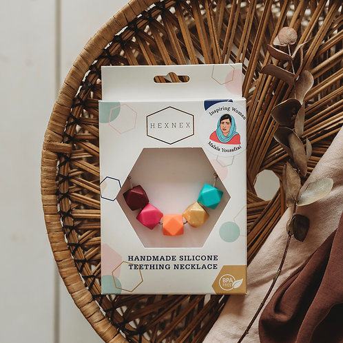 Malala - Inspiring Women Necklace