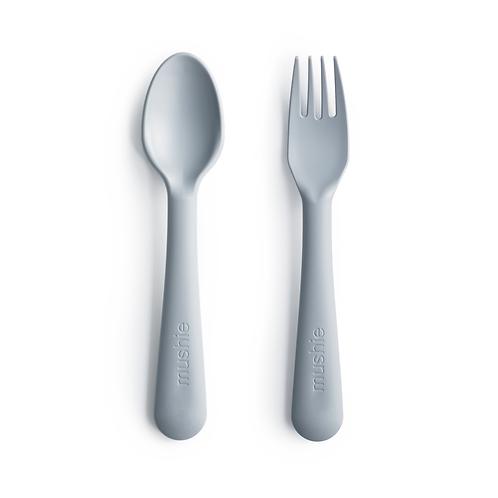 Soft Grey Cutlery Set