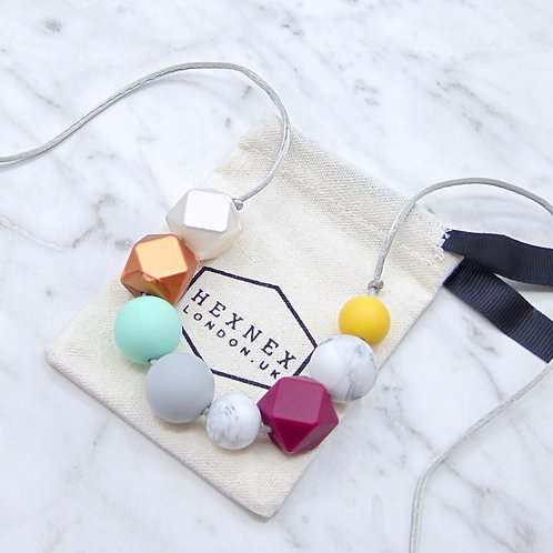 Lola Teething Necklace