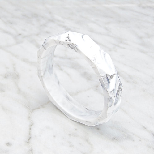 Marble Teething Bangle