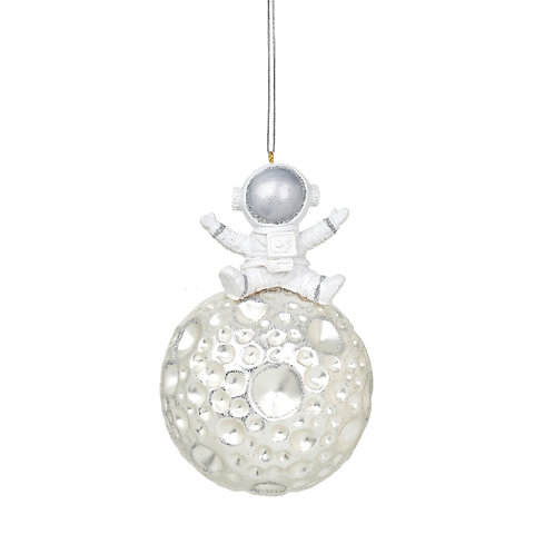 Man on the Moon Bauble