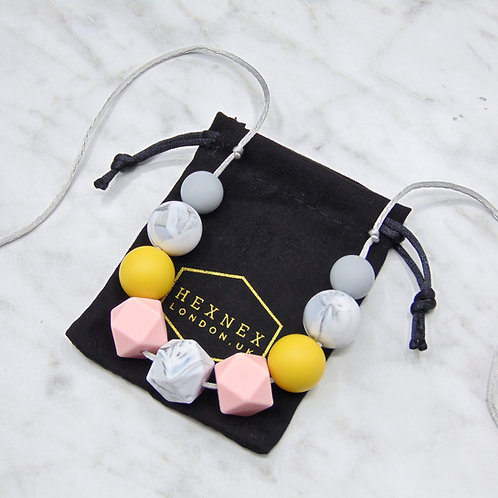 Cecilia Teething Necklace