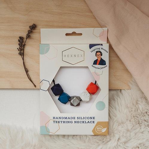 Katherine Johnson - Inspiring Women Necklace