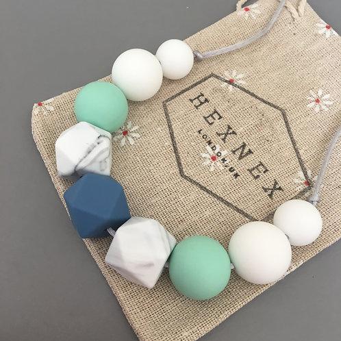 Cecilia Teething Necklace