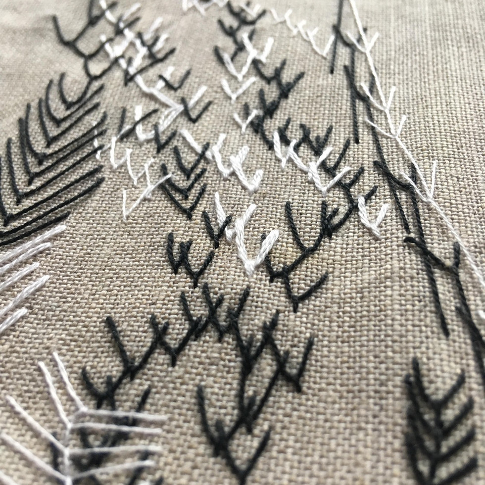 Embroidery Samples