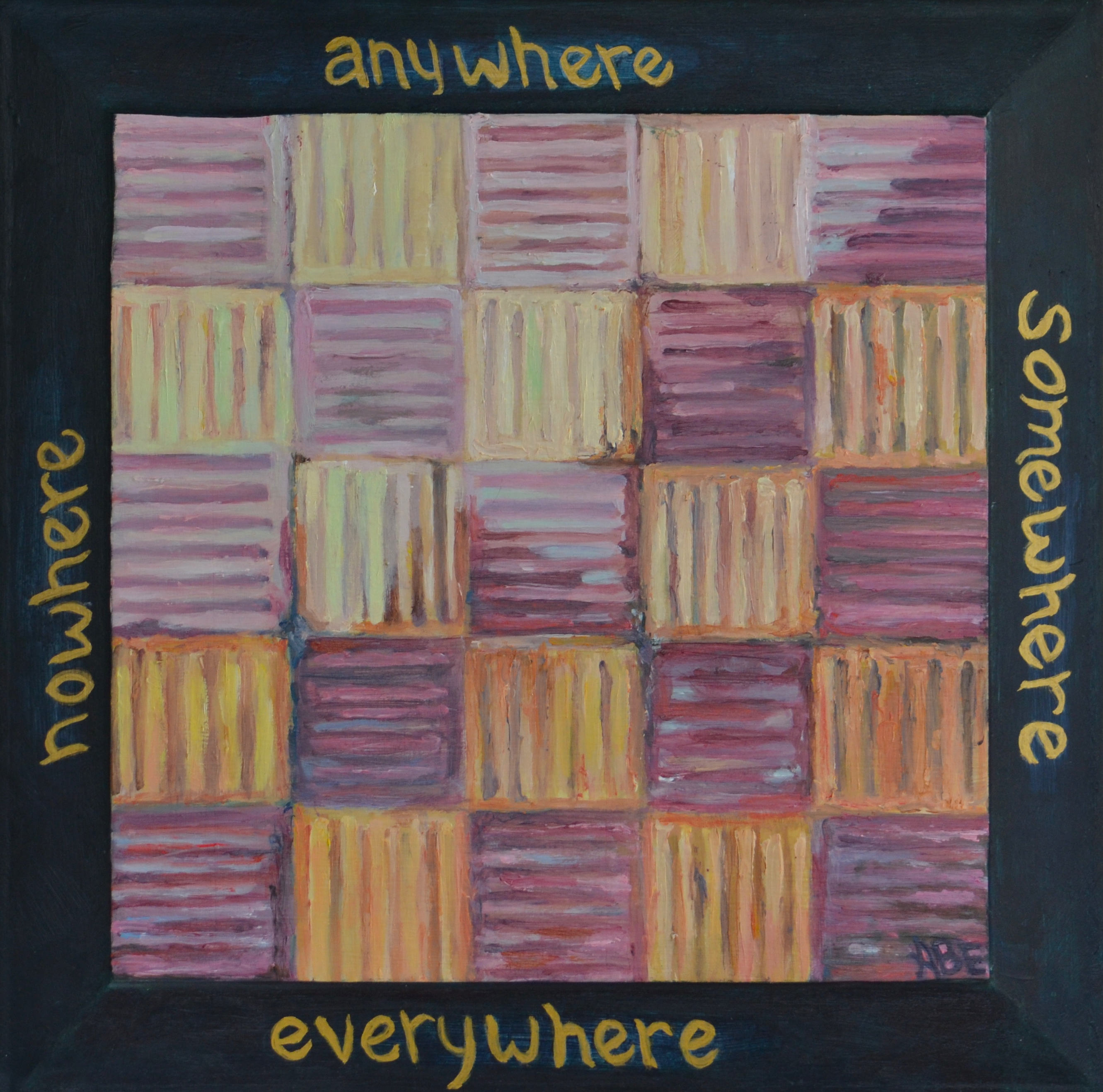 Nowhere Anywhere