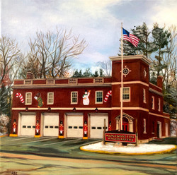 Maplewood Fire House